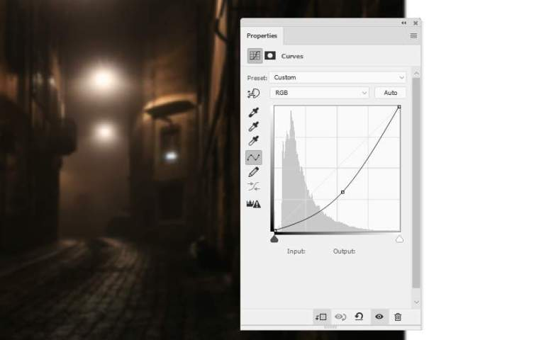 street  1 curves