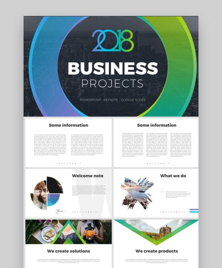 Business Projects Bundle 2018