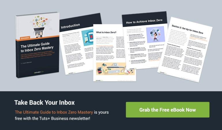 Inbox Zero eBook
