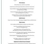 Las 25 Mejores Plantillas De Menu De Restaurante Gratuitas Para Ms Word Y Google Docs 2020