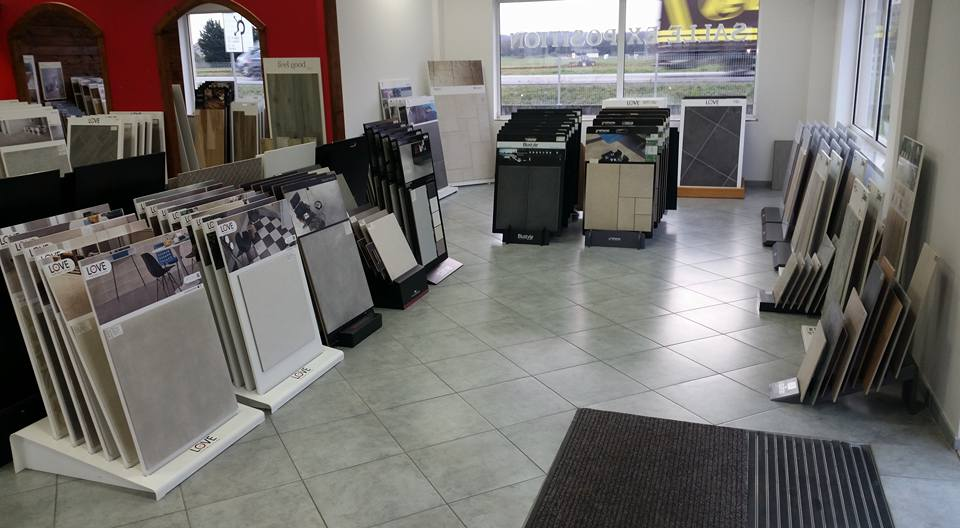 Magasin et Showroom carrelage CMS Carrelage en Rhone Alpes image 1