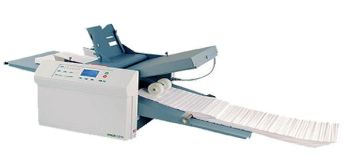 Hasler HF90 paper folding machine