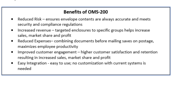 OMS-200-BENEFITS