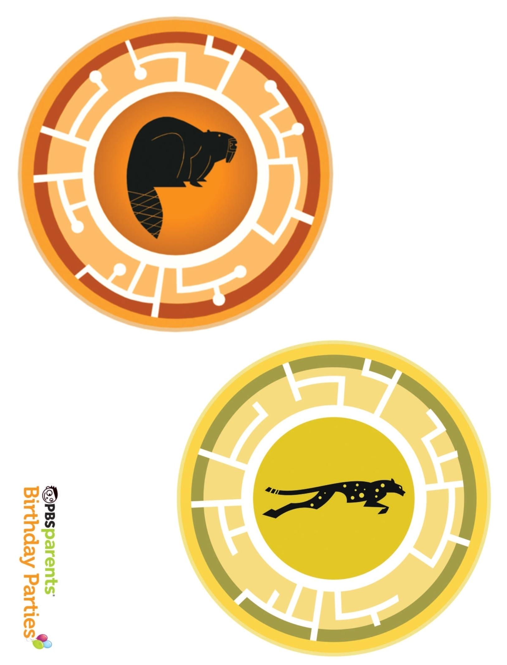 Wild Kratts Creature Power Discs Kids Pbs Kids For Parents