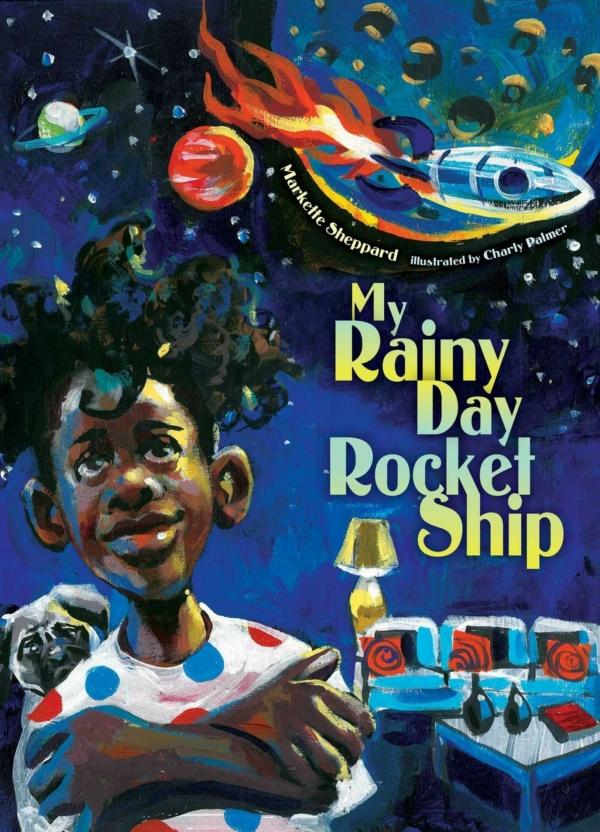 Image of My Rainy Day Rocket Ship