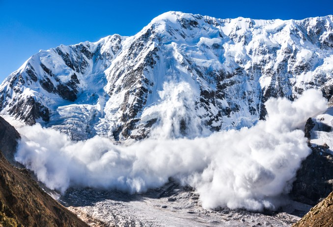 How to survive if you get caught in an avalanche | AccuWeather