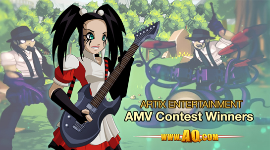 aq dragons fan art contest winners announced