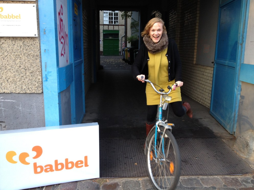 Speaking a language is like riding a bicycle… New refresher courses!