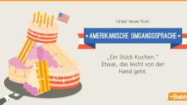 Amerikanische Umgangssprache
