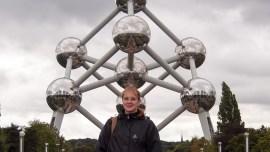 Portrait : Daniela à Bruxelles