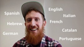 10 trucchi per imparare le lingue come questo fuoriclasse