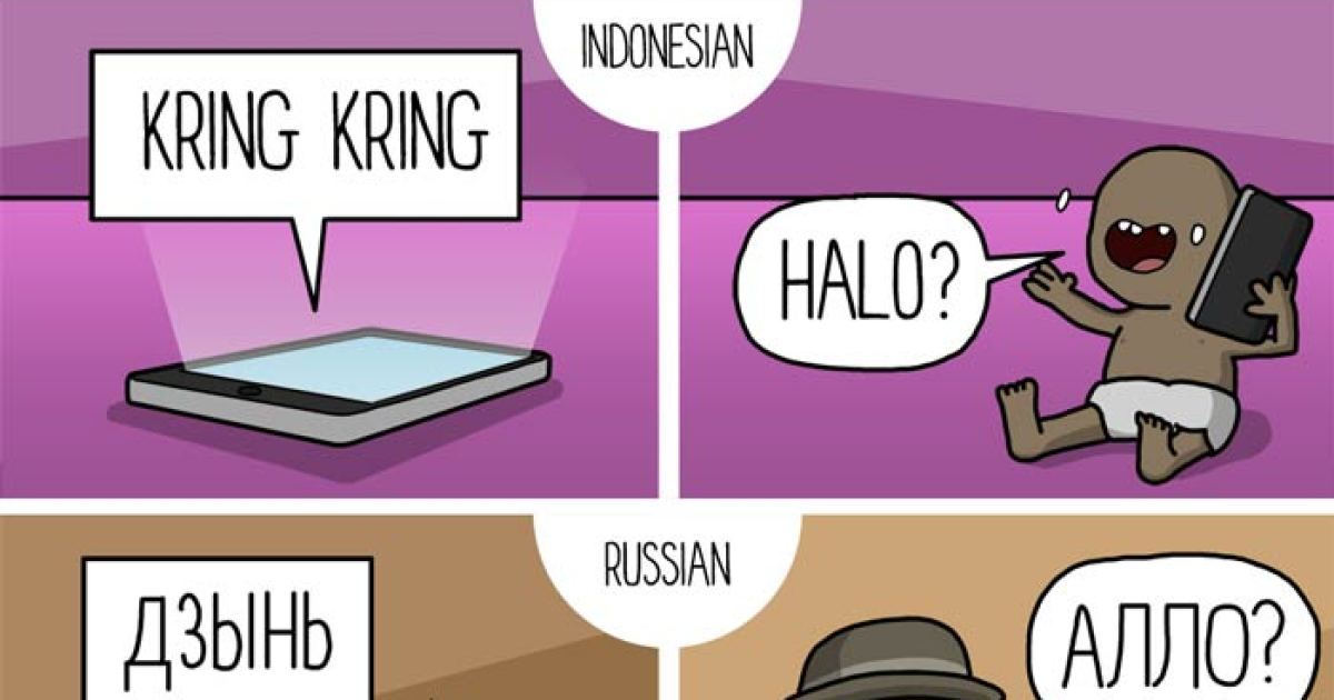 How to answer the phone in different languages m4hsunfo