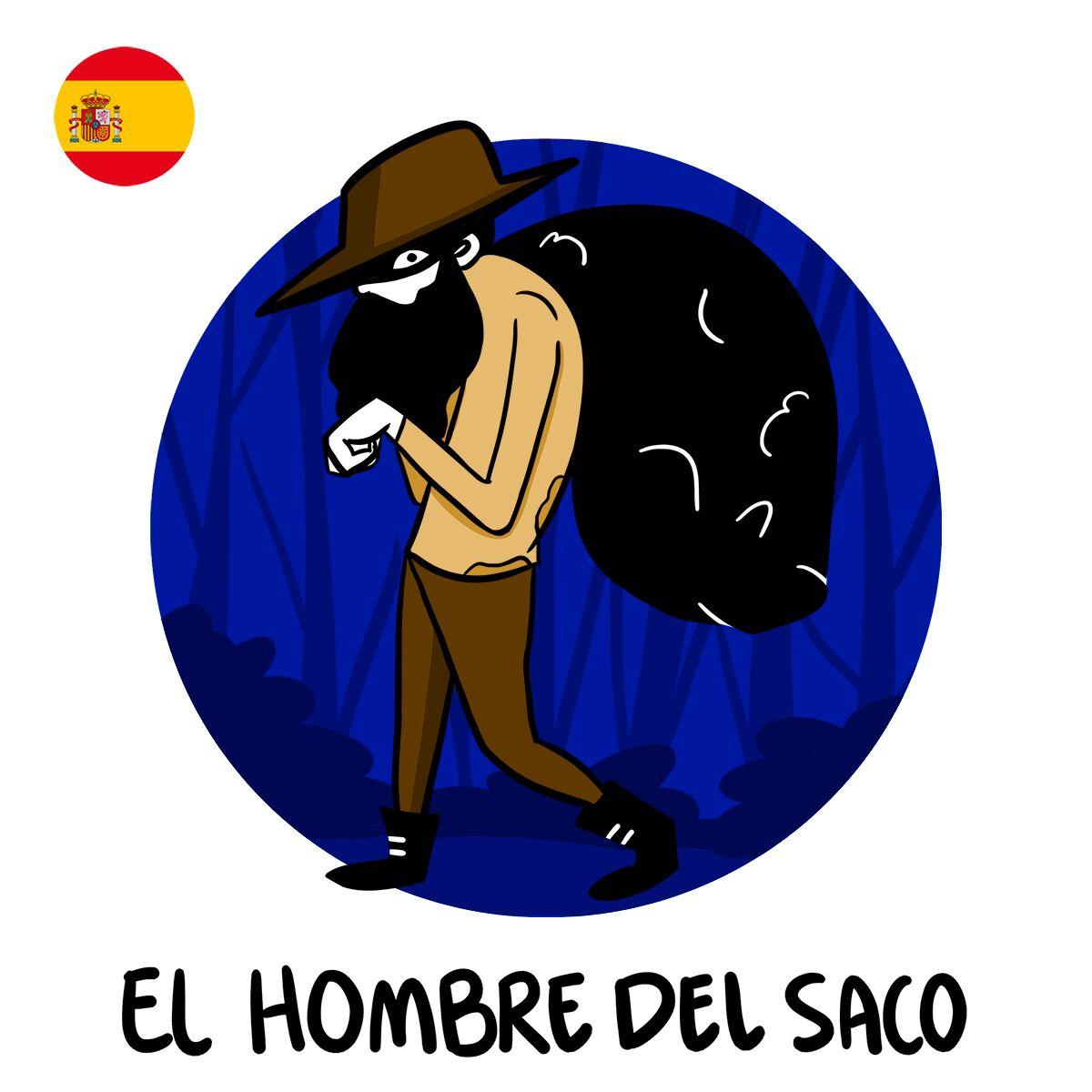bicho-papão espanha