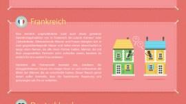 Wie feiert man in Polen, Italien oder Frankreich den Valentinstag?