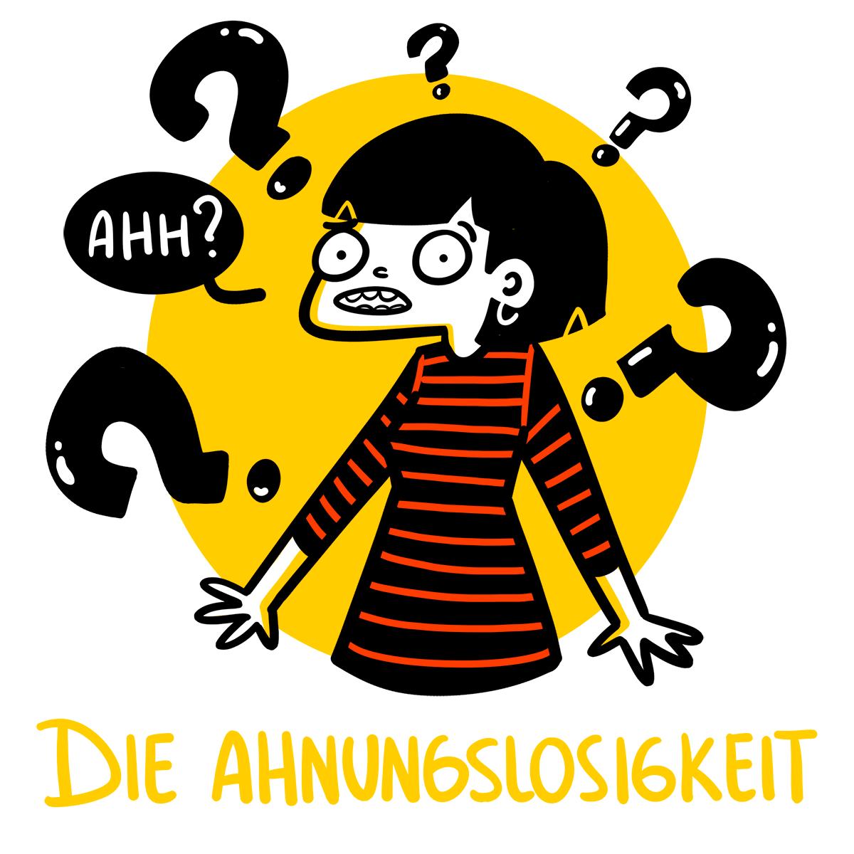 Die Ahnungslosigkeit est un de nos mots allemands préférés !