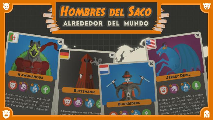 Halloween y el hombre del saco alrededor del mundo
