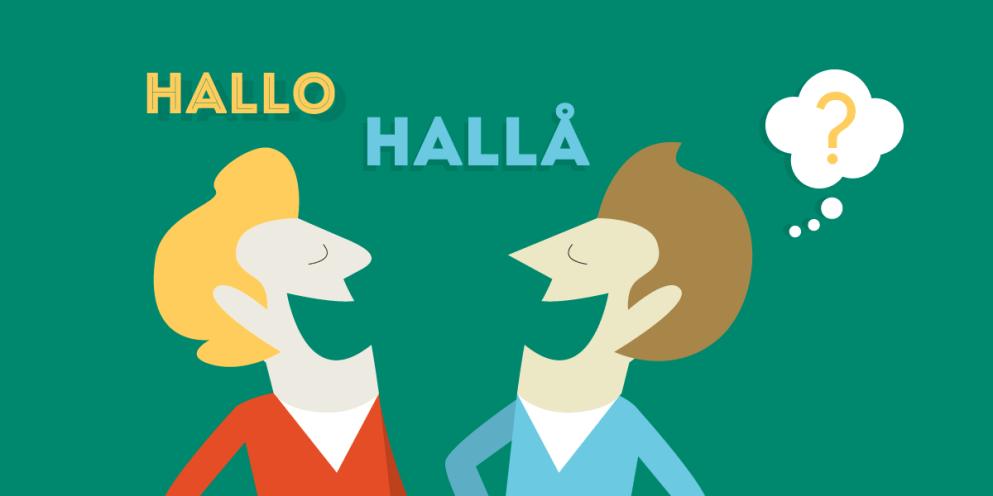 Semi-communication in Scandinavia