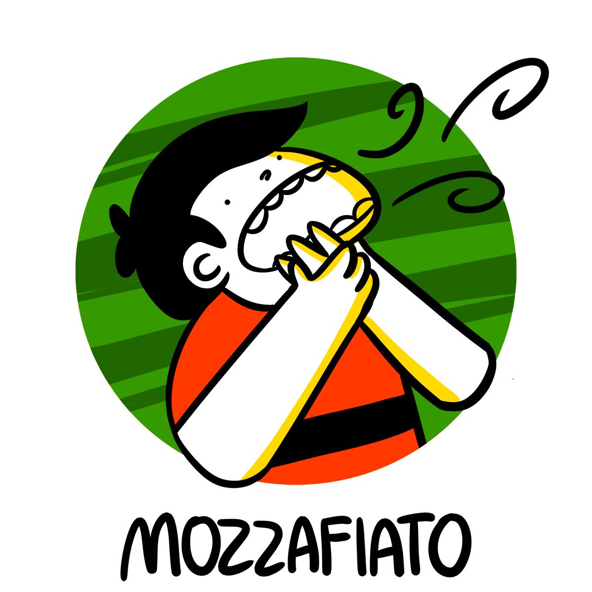 """Le mot italien mozzafiato se traduit littéralement par """"à couper le souffle"""" en français"""