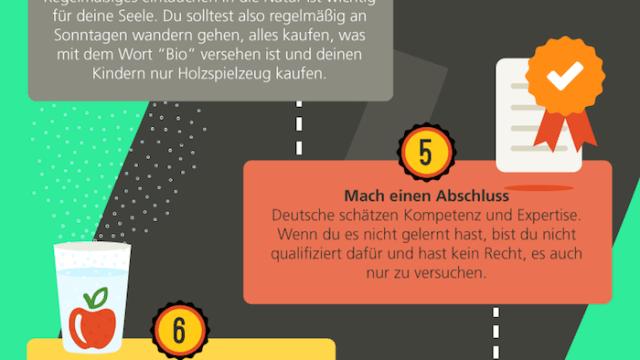 Deutsch werden in 10 Schritten: Was musst du tun?
