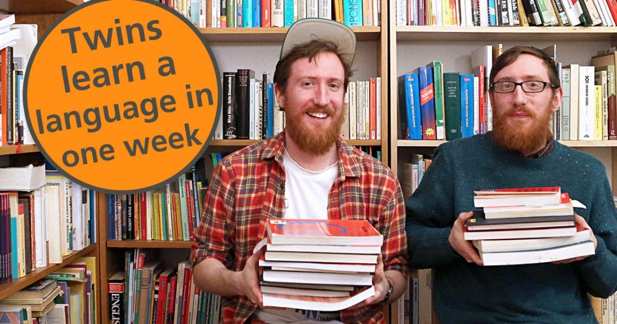 7 Tricks To Start Speaking Any Language In 7 Days
