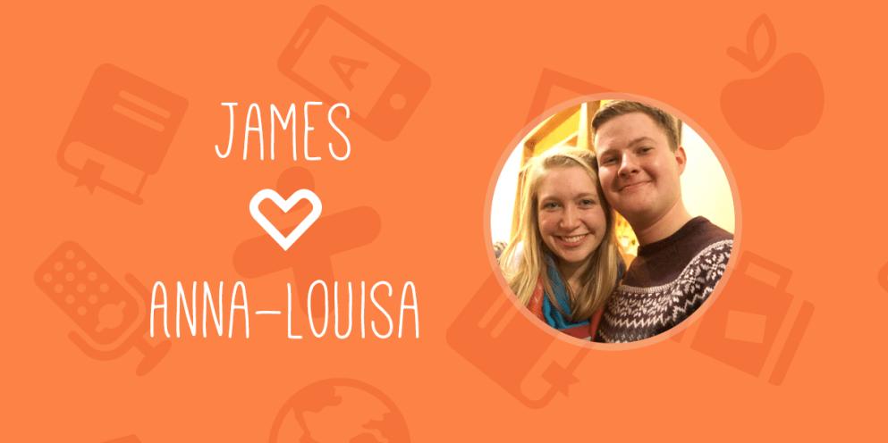 Portrait: James et Anna-Louisa : une histoire d'amour anglo-suédoise