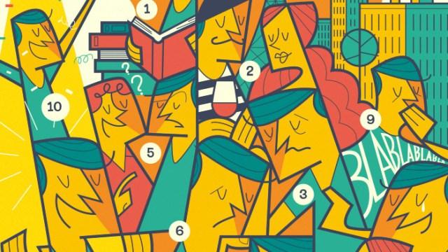 As 10 fases que passamos ao aprender uma língua
