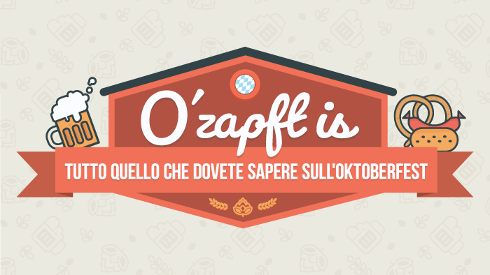 Cosa fare all'Oktoberfest?
