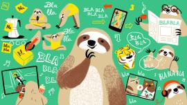 Comment apprendre les langues étrangères au quotidien