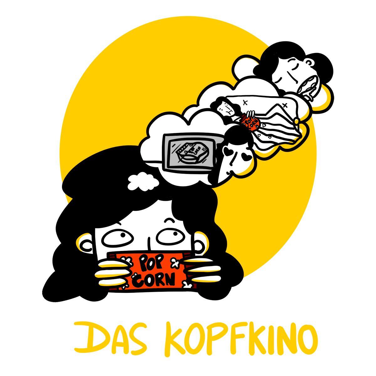 palavras em alemão kopfkino