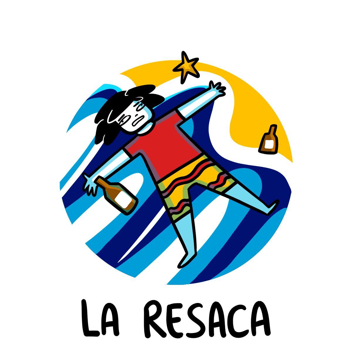 palavras em espanhol resaca