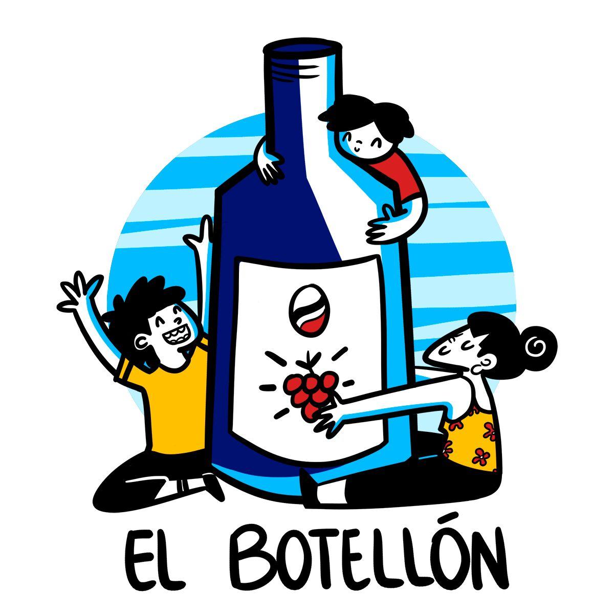 palavras engraçadas em espanhol botellon