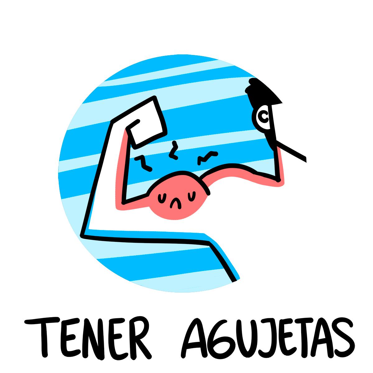 palavras engraçadas em espanhol agujetas