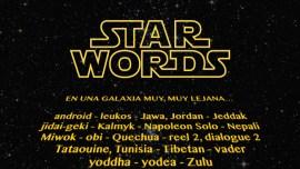 STAR WORDS – el diccionario definitivo para entender La guerra de las Galaxias