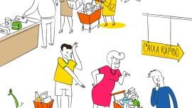 Willkommen im internationalen Supermarkt: Hier ist alles, was du nicht tun solltest