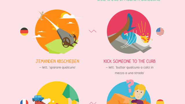 Rompere con qualcuno… in 7 lingue diverse!