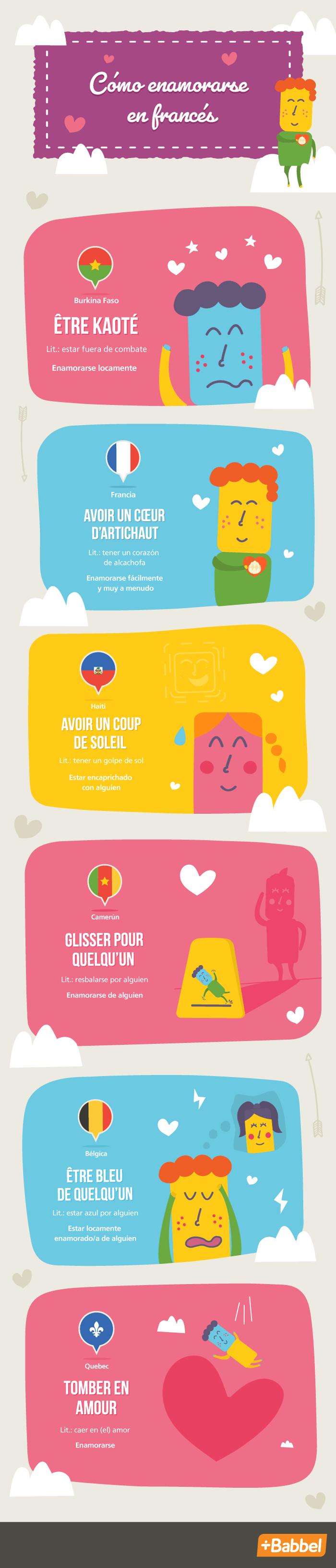 Expresiones Francesas Sobre El Amor Revista De Babbel