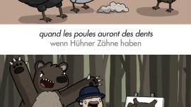 Tote Ratten und andere französische Redensarten mit Tieren