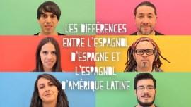 Les différences entre l'espagnol en Espagne et en Amérique latine