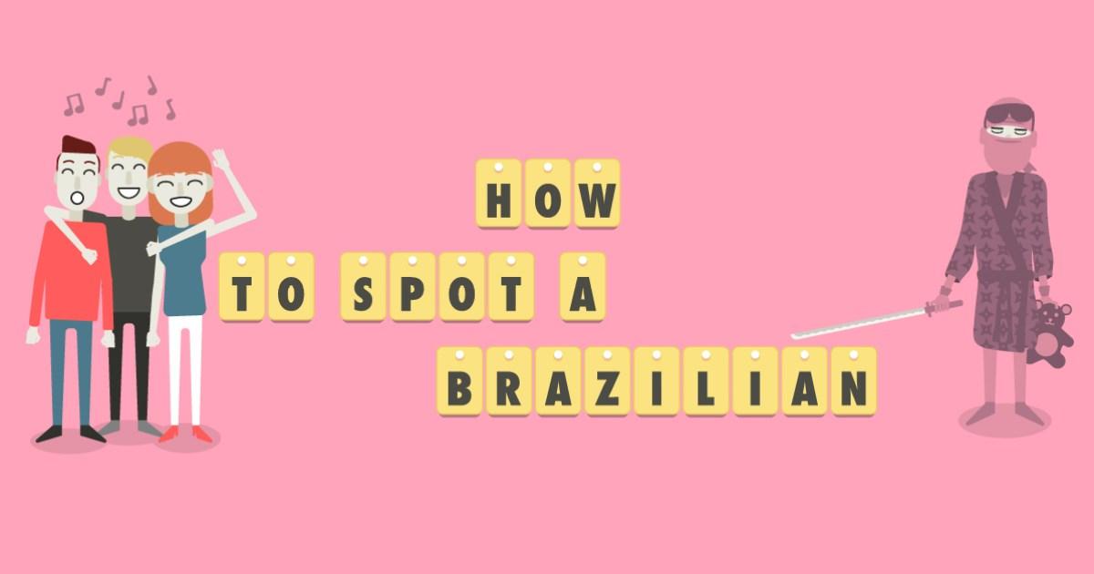 Você acha que falar inglês é assim? Como um brasileiro fala inglês
