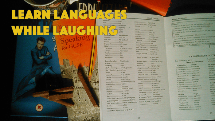 How Laughter Can Help Us Learn A Foreign Language