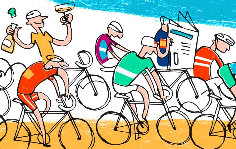 ciclista velocità dating