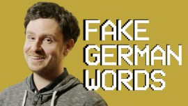 Fake German Words You Really Need To Learn, But Don't Actually Exist