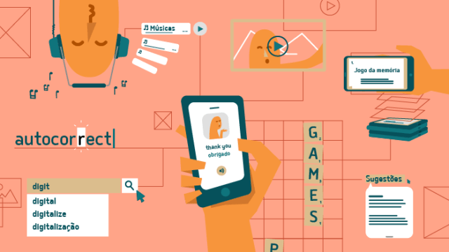 Da sala de aula para a palma da sua mão: como um aplicativo para estudar idiomas tornou o aprendizado muito, mas muito mais fácil