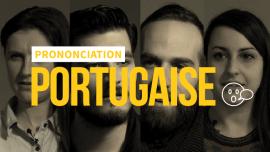 Exercice de prononciation portugais – 7 mots impossibles à prononcer !