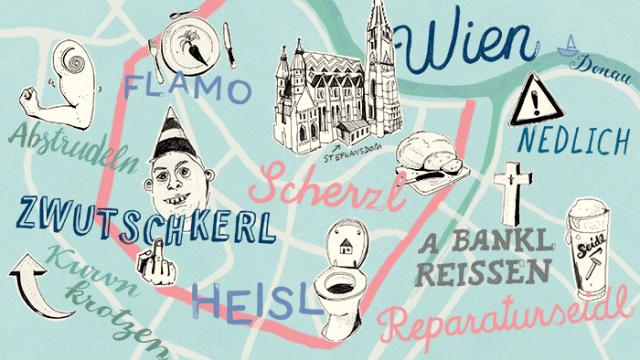 Was ist Wienerisch? Die 9 wichtigsten Wörter, um den Urlaub zu überleben