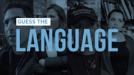The Language Guessing Game — New York Edition
