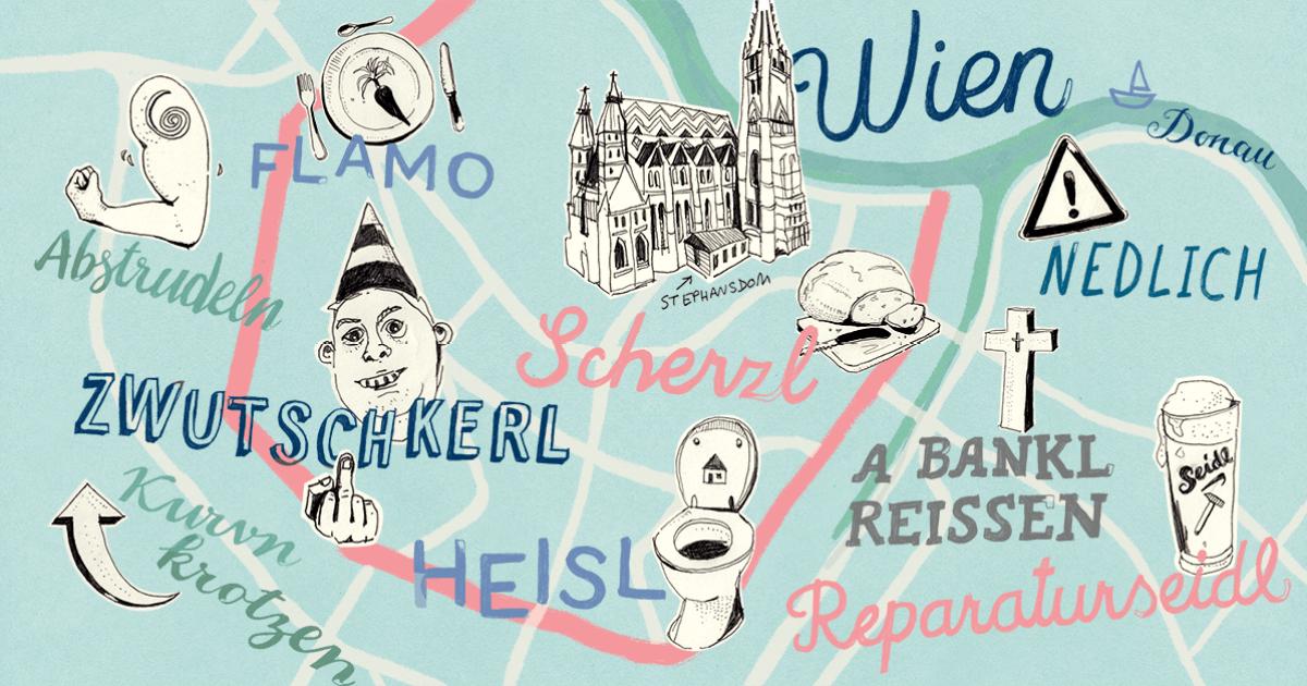 Got Karte Deutsch.9 Essential Austrian German Words For A Night Out In Vienna