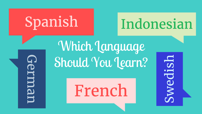 Which Language Should You Learn?