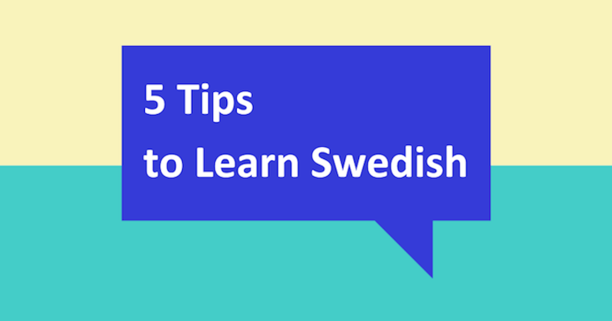 13 Extremely Useful Swedish Phrases (And How To Use Them