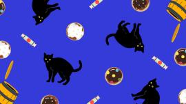 Dänische Karnevalstraditionen: vom Katzenkönig und den süßen Brötchen